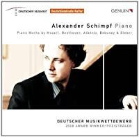 Piano Works by Mozart (2010-07-27)