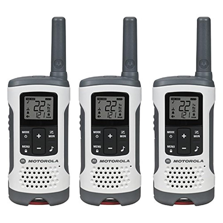 苗ロゴ保証Motorola t260 Talkaboutラジオ、2パック 3 Pack T260TP