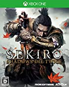 SEKIRO: SHADOWS DIE TWICE ([予約特典]特別仕様パッケージ・デジタルアートワーク&ミニサウンドトラック(オンラインコード) 同梱) - XboxOne