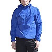軽くて動きやすいランニングジャケット ウェア 雨 防寒 メンズ 軽量 撥水加工 parppy パーピー