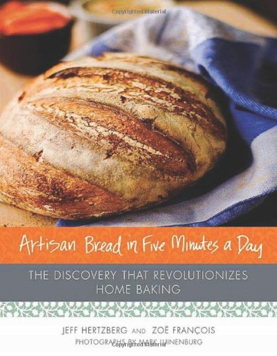 Download Artisan Bread in Five Minutes a Day: The Discovery That Revolutionizes Home Baking 0312362919