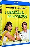 バトル・オブ・ザ・セクシーズ [Blu-ray リージョンフリー 日本語有り](輸入版) -Battle Of The Sexes-