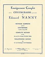 NANNY - Methode Complete Vol.1 para Contrabajo