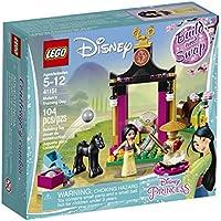 レゴ(LEGO) ディズニー ムーラン 寺院と剣