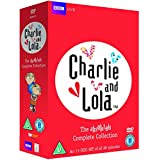 Charlie and Lola - The Absolutely Complete Collection Box Set [Import anglais]