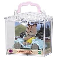 EPOCH シルバニアの家族 Squirrel Baby Car 5203 [並行輸入品]
