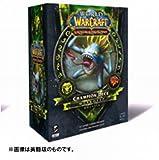 WORLD OF WARCRAFT TCG チャンピオンデッキ マークディープ(シャーマン)