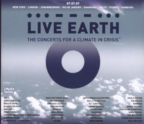 Live Earth: Concerts for a Climate in Crisis