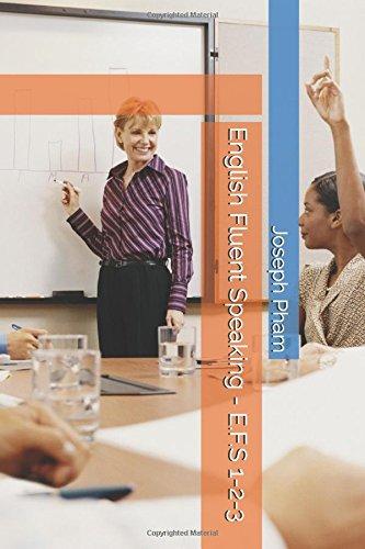 English Fluent Speaking - E.F.S 1-2-3 (ISBN-10)