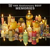 TRF 15th Anniversary BEST-MEMORIES-(初回限定盤)(DVD付)