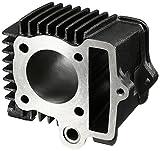 キタコ(KITACO) ライトボアアップキット 75cc ブラックシリンダー モンキー(MONKEY)等 212-1123480