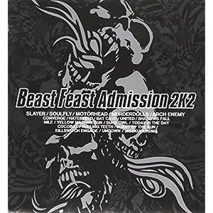BEAST FEAST ADMISSION K2K