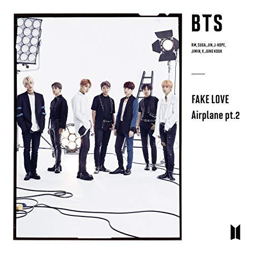 FAKE LOVE/Airplane pt.2(初回限定盤B)(DVD付)