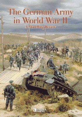 アンドレアミニチュア AP-016I WWII ドイツ軍情景の世界 E8116