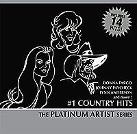 #1 Country Hits: Platinum Artist Series