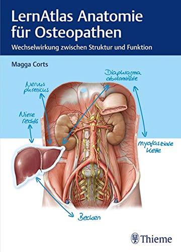 Download Anatomie fuer Osteopathen: Lehrbuch und Atlas 3132206210
