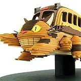 さんけい みにちゅあーとキット スタジオジブリシリーズ となりのトトロ ネコバス ノンスケール ペーパークラフト MK07-23