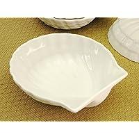 耐熱シェル皿(中)[耐熱皿/小皿]