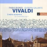Vivaldi: L'estro armonico, 12 Concertos op. 3