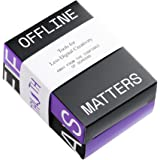 Offline Matters Cards: Truth or Dare?: A Tool for Less-Digital Creativity
