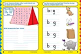 Spelling and Writing for Beginners: Grade 1 (Homeworkbooks Gold Star Edition) 画像