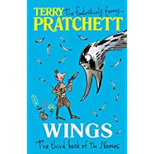 Wings: The Third Book of the Nomes (The Bromeliad 3)