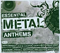 Essential Metal Anthems by Metal Anthems