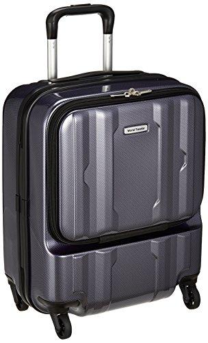 [ワールドトラベラー] スーツケース ペンタクォーク3 機内持込可 32.0L 46cm 3.5kg 05628 03 ネイビーカーボン