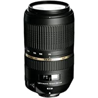 TAMRON 望遠ズームレンズ SP 70-300mm F4-5.6 Di VC USD キヤノン用 フルサイズ対応 A005E
