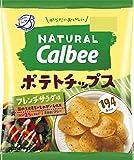 カルビー NaturalCalbeeポテトチップス フレンチサラダ味 40g×12袋