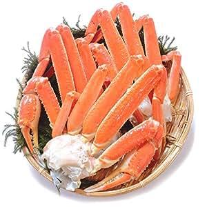 ズワイガニ足 天然 ボイル本ずわい蟹脚 特大 3Lサイズ 3kg入 9-14肩前後 良品選別済
