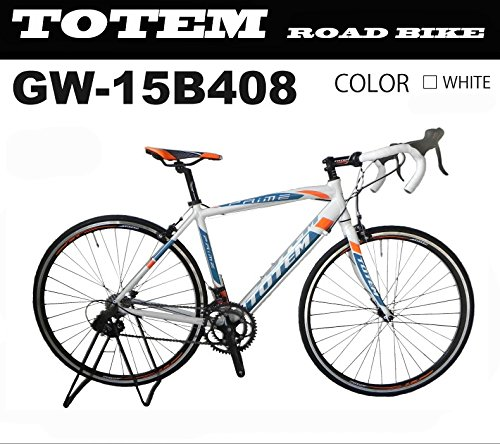 totem ロードバイク スポーツバイク 自転車 超軽量アルミ...