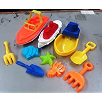 Fun in the Water Floating Plastic Boat Toys 3 boats included by Atlantis Toy and Hobby [並行輸入品]