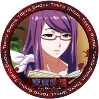 神代利世 「東京喰種トーキョーグール PVCコレクション クリアコースター」