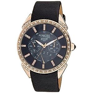 [シチズン キューアンドキュー]CITIZEN Q&Q 腕時計 ATTRACTIVE マルチファンクション 逆輸入 海外モデル