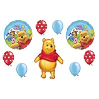 Winnie the Pooh BirthdayパーティーBalloons Decorations Supplies byバルーンEmporium by Anagram