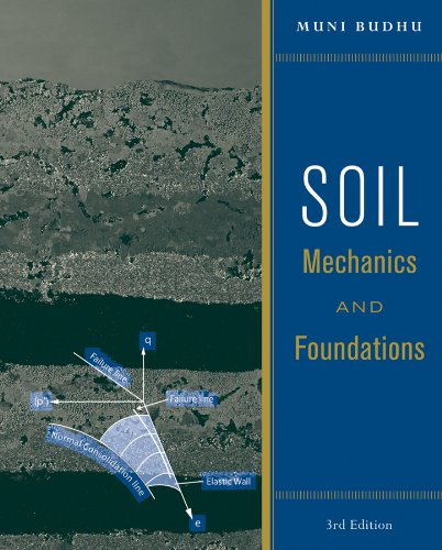 Download Soil Mechanics and Foundations 0470556846