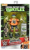 Leonardo as John Cena - WWE Teenage Mutant Ninja Turtles TMNT Ninja Superstars Playmates Toy Wrestling Action Figure