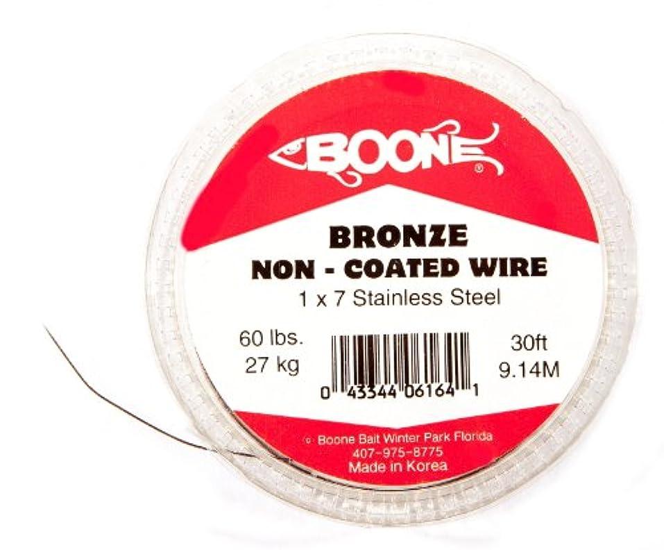 ホール体系的に埋めるBoone 1 X 7 Bronze Non-Coated Wire, 27kg