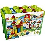 日亚:LEGO乐高Duplo系列儿童益智拼插积木 豪华乐趣盒10580 额外九折价3625日元,约¥219