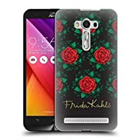 Official Frida Kahlo リーフィー ローズ ハードバックケース Zenfone 2 Laser ZE550KL