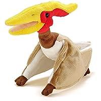 カロラータ プテラノドン ぬいぐるみ (検針2度済み) 動物 おすわり シリーズ [やさしい手触り] お人形  9cm×19cm×28cm