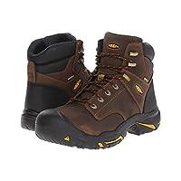 (キーン) Keen Utility メンズ シューズ・靴 ブーツ MT Vernon Mid Soft Toe 並行輸入品