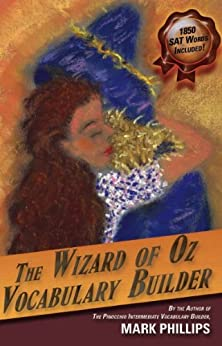 The Wizard of Oz Vocabulary Builder by [Phillips, Mark]