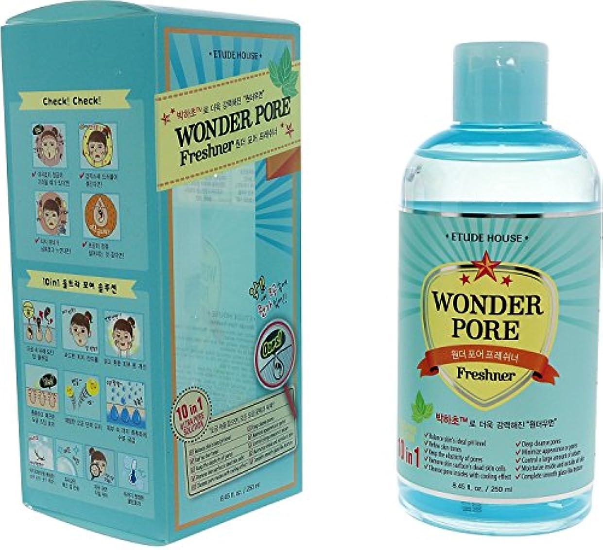 旅行代理店結晶勉強するエチュードハウス(ETUDE HOUSE) ワンダーP 化粧水 (250ml)