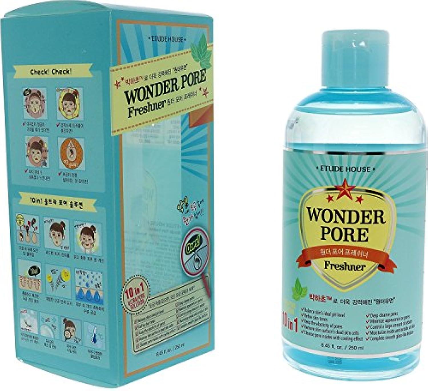 セーターテクトニックじゃがいもエチュードハウス(ETUDE HOUSE) ワンダーP 化粧水 (250ml)
