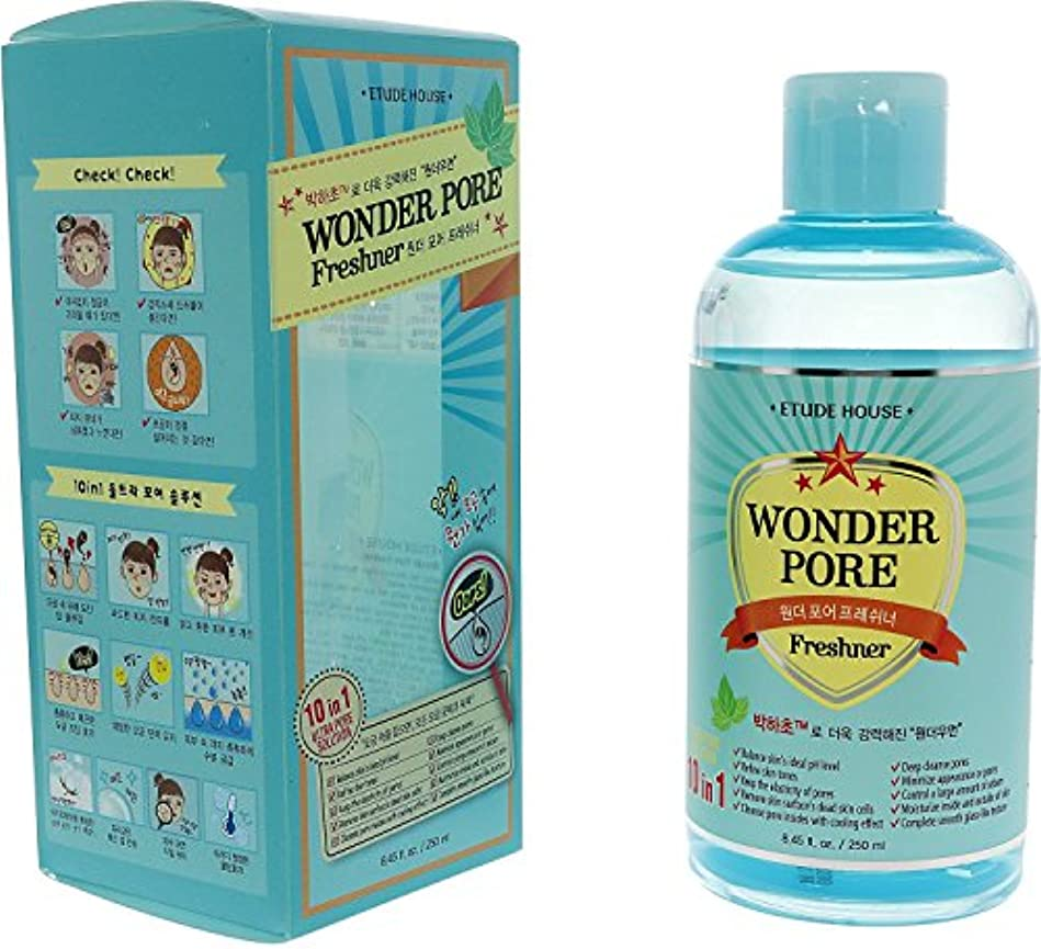 シェフ国民バーターエチュードハウス(ETUDE HOUSE) ワンダーP 化粧水 (250ml)