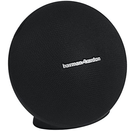 Harman/Kardon ONYX MINI Bluetoothスピーカー ポータブル/ワイヤレス対応/通話可能 ブラック HKONYXMINIBLKJP 【国内正規品】