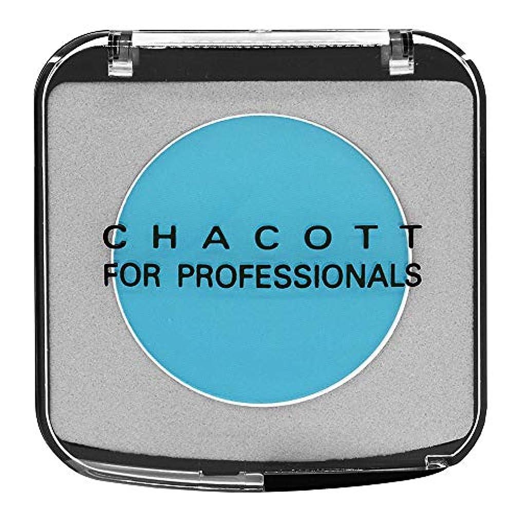 たっぷり容器色合いCHACOTT<チャコット> カラーバリエーション 613.ピーコックブルー