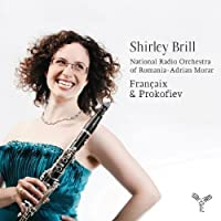 Francaix: Clarinet Concerto, Theme and Variations by Shirley Brill